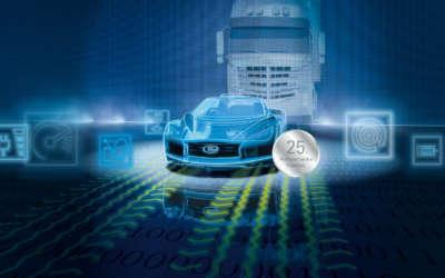 Automechanika Frankfurt feiert 25. Jubiläum