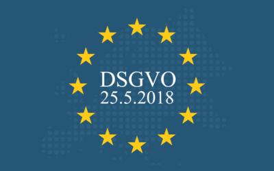 EU-DSGVO: Neue Datenschutz-Regeln treten in Kraft