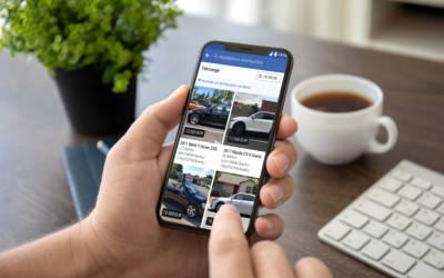 Facebook Marketplace nun auch für deutsche Autohändler