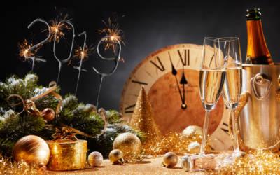 3… 2… 1… Frohes neues Jahr!