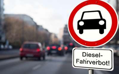 Kabinett schließt Diesel-Fahrverbote in München aus