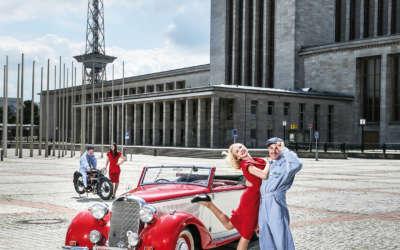 Oldtimer-Messe MOTORWORLD Classics Berlin – viel mehr als eine Autoschau mit Exponaten vergangener Zeiten