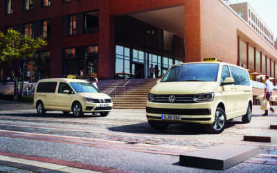 VERLÄNGERT: Taxi-Pakete Caddy4 und T6