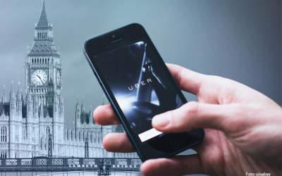 London entzieht Uber die Lizenz