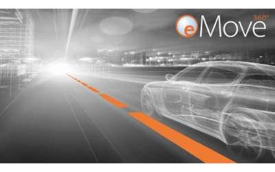 eMove360 – elektrisch, vernetzt und autonom