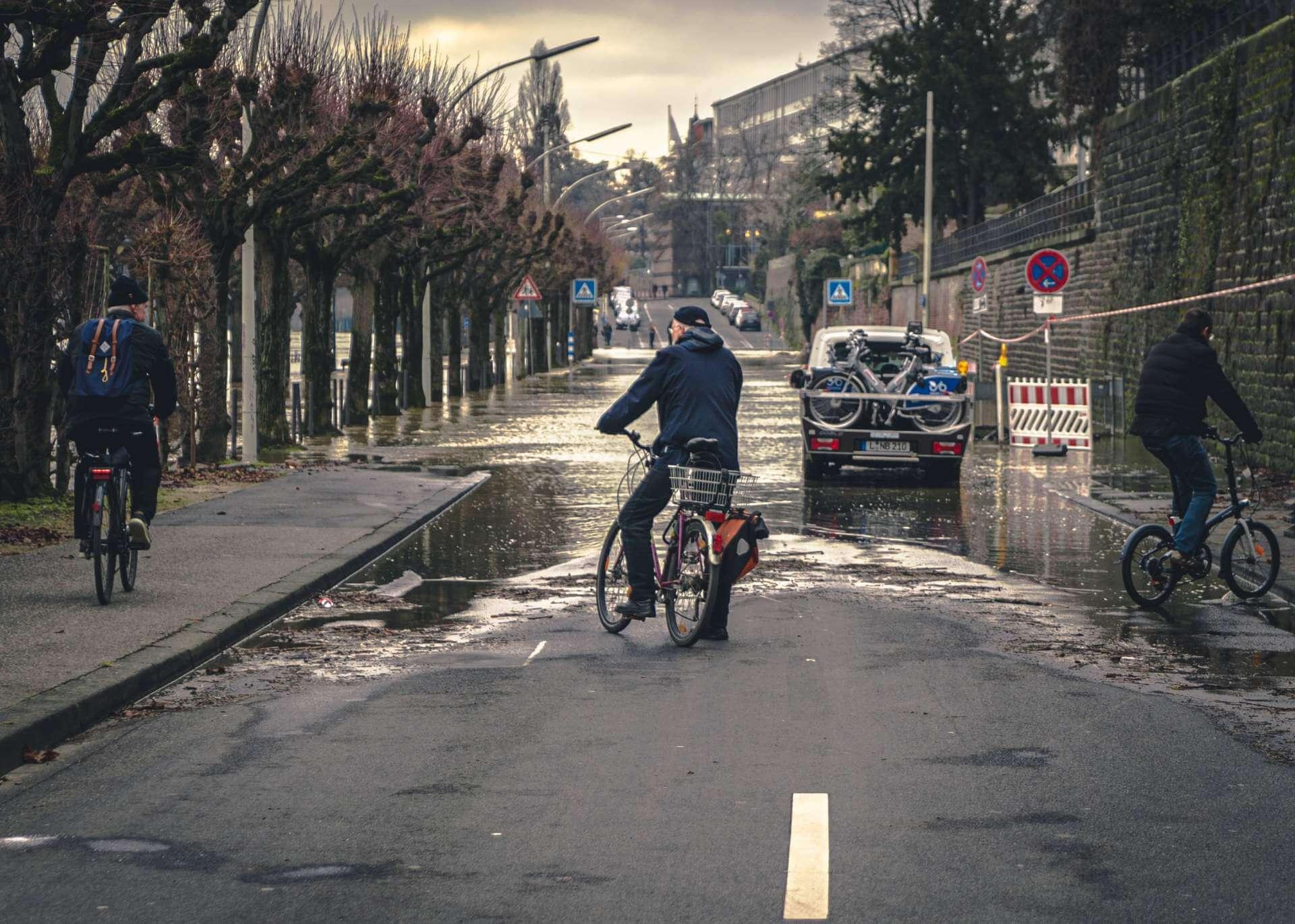 Hochwasser-Wracks sind gefragt